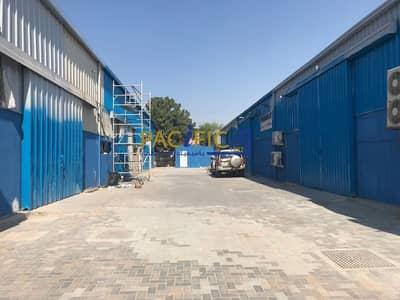 مستودع  للبيع في القوز، دبي - 6 Warehouse Compound for Sale | Barsha Road