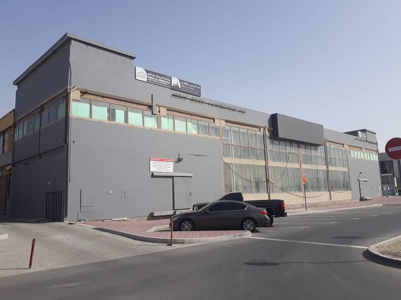 Commercial Retail Show room for rent @ Al Quoz3rd. Industrial area Dubai