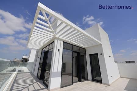 تاون هاوس 4 غرف نوم للبيع في عقارات جميرا للجولف، دبي - Lake and Garden View | Private Pool |Brand New