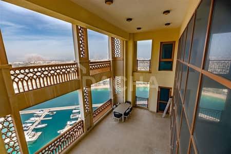 بنتهاوس 4 غرف نوم للبيع في نخلة جميرا، دبي - Atlantis Facing / Duplex / Cinema Room / Vacant