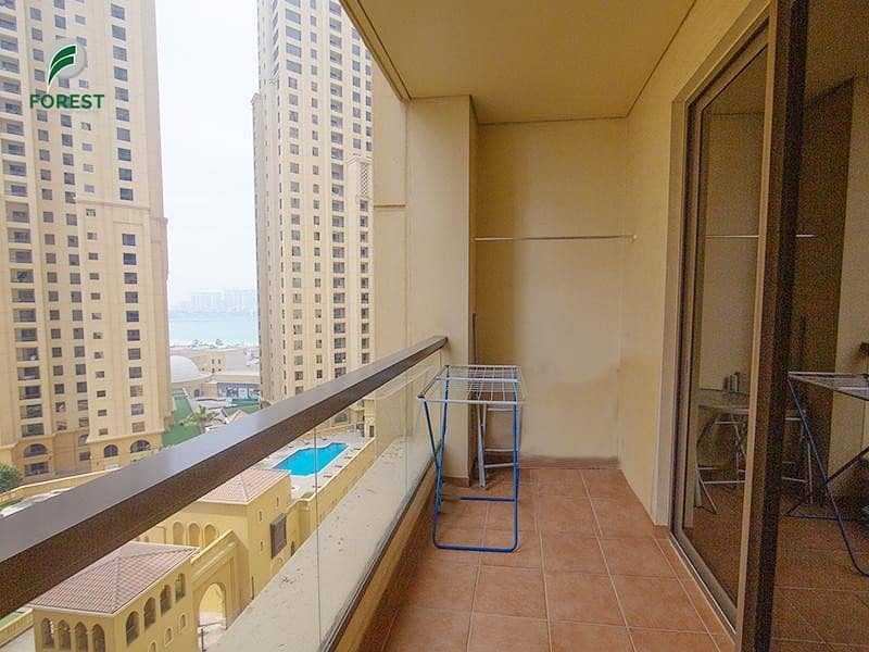 2 Exclusive | Furnished 2BR Apt | Well Maintained