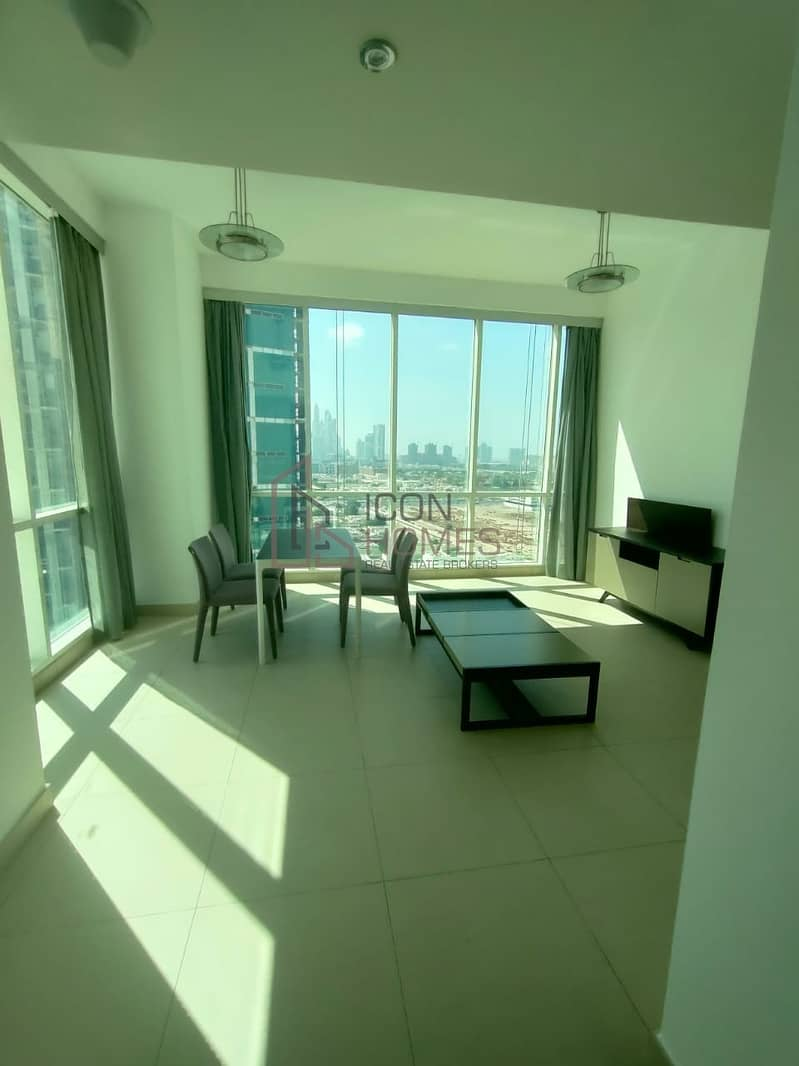 2 Great Price | Brand New | Spacious and Bright | 1 Bedroom | Semi Furnished | Nice Location