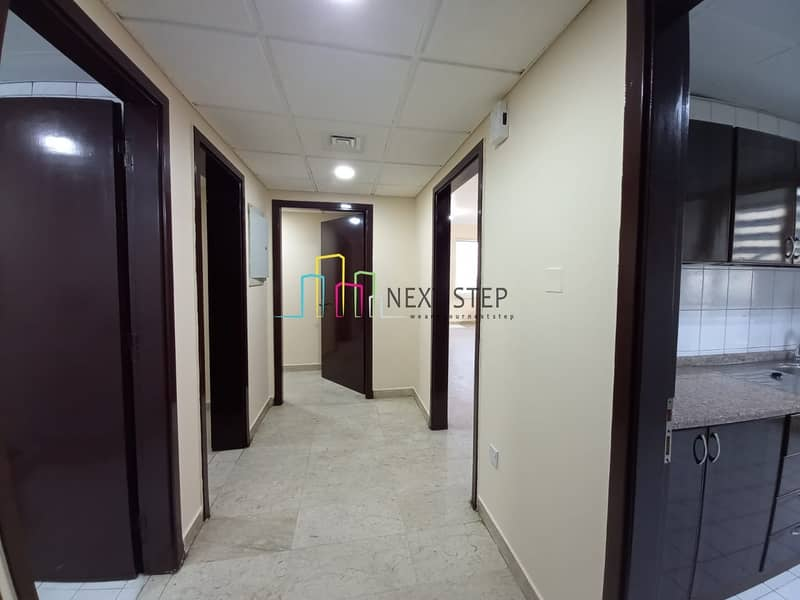 2 Huge 3 Bedroom Apartment Plus Maidsroom with Balcony