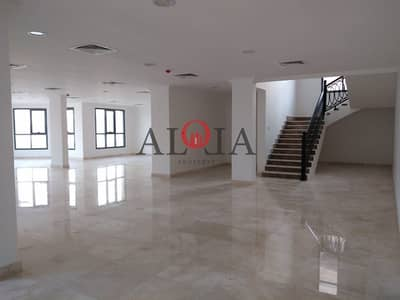 5 Bedroom Villa for Rent in Al Nahyan, Abu Dhabi - Luxury Commercial Villa |  Very Huge Space | stand Alone villa |