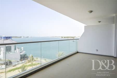 1 Bedroom Apartment for Rent in Palm Jumeirah, Dubai - Very Bright | Sea View | Well Maintained