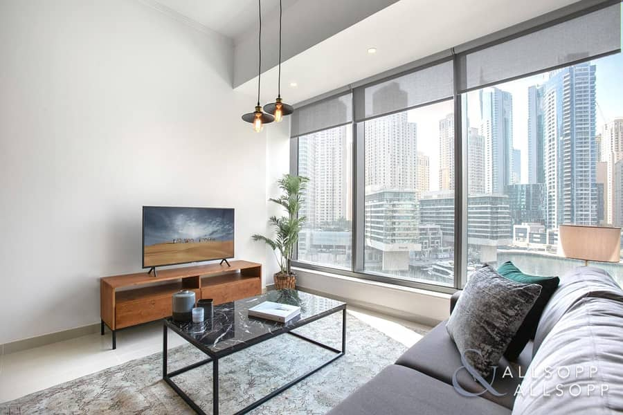 1 Bed | Marina View | Access To Pool & Gym