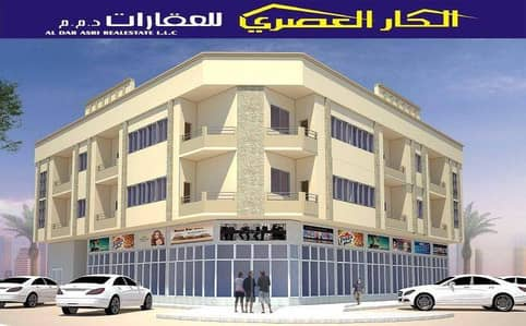 Plot for Sale in Al Rawda, Ajman - Big Chance for The investors For sale Commercial land in Ajman