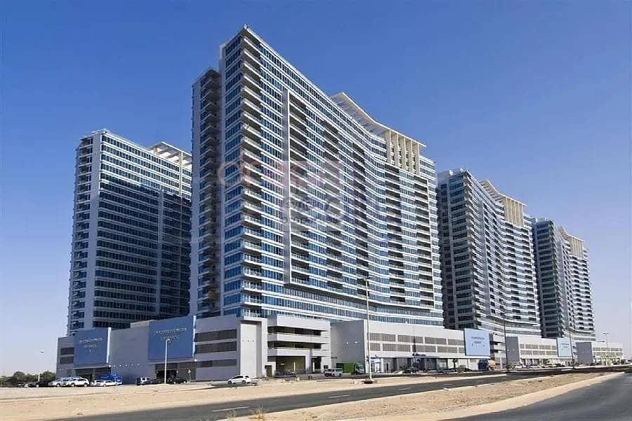 2 1 BHK /GOOD PRICE/TENANTED IN SKYCOURT TOWER C