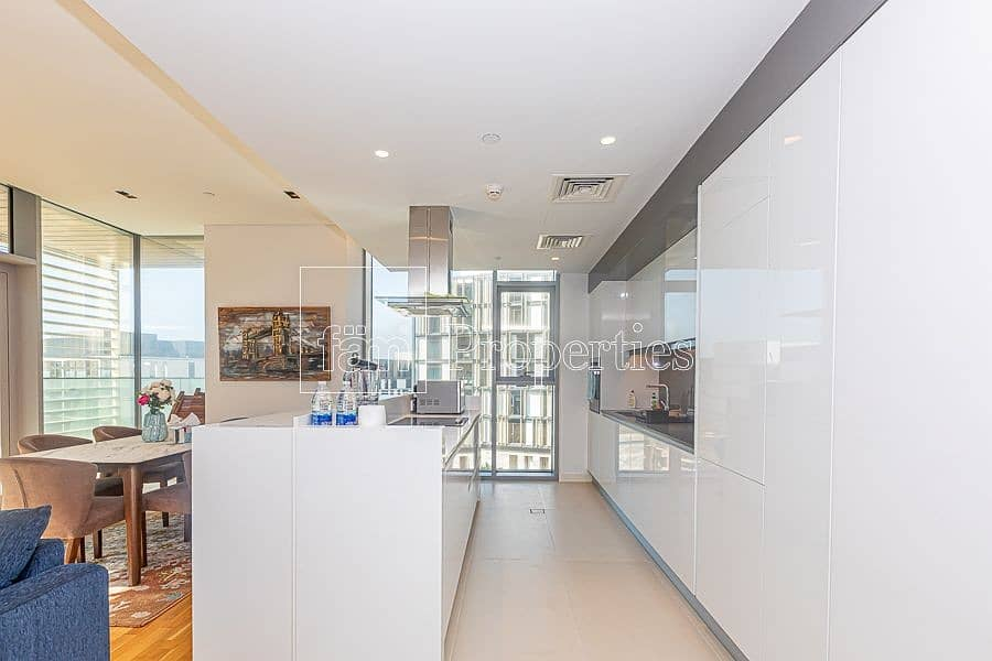 21 Brandnew 2Bed+Maid|Ceasars Palace View