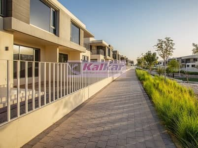 4 Bedroom Villa for Sale in Dubai Hills Estate, Dubai - Type 2 End(4 Bedroom + Maid) @  Maple 3 close to park and pool single row  for SALE @ AED. 2.7 M
