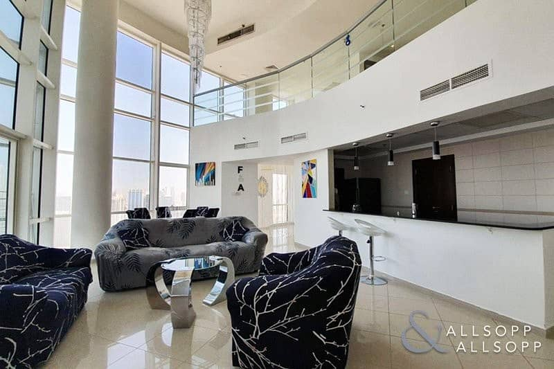 2 2 Bhk Penthouse | Lake View | Chiller Free