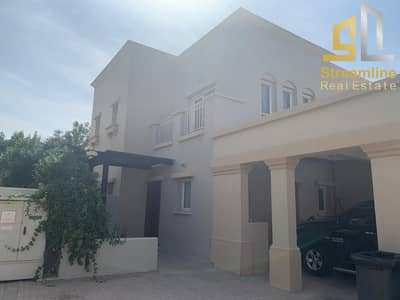 2 Bedroom Villa for Rent in The Springs, Dubai - Single row
