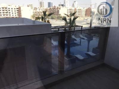 فلیٹ 1 غرفة نوم للايجار في قرية جميرا الدائرية، دبي - Brand New Ready To Move In 1 BHK With Pool View