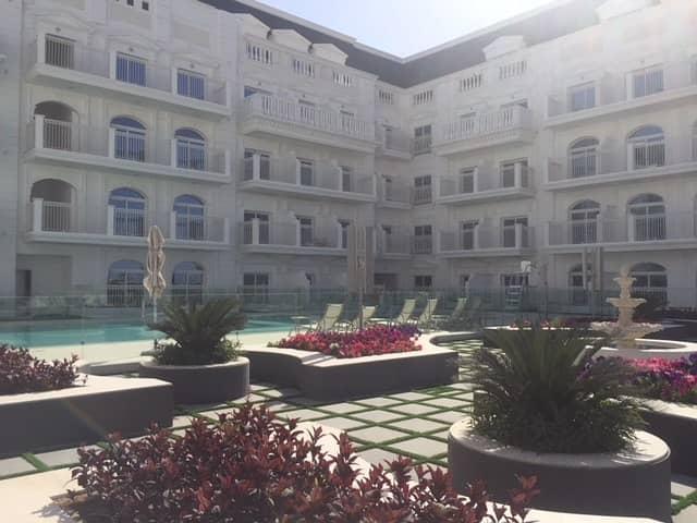 شقة في فينسيتور بلاسيو أرجان 1 غرف 39500 درهم - 5004349
