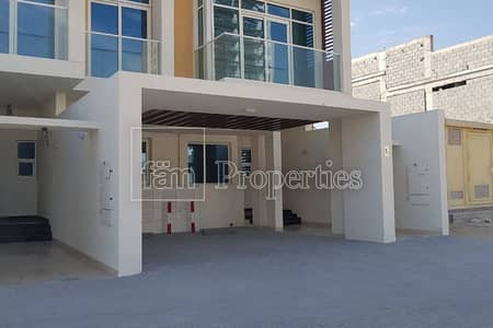4 Bedroom Townhouse for Rent in Al Furjan, Dubai - Brand New Townhouse Luxury Finishing Corner