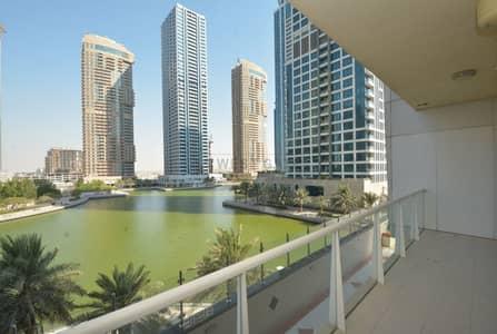 2 Bedroom Flat for Sale in Jumeirah Lake Towers (JLT), Dubai - Tenanted | Low Floor | Full Lake View