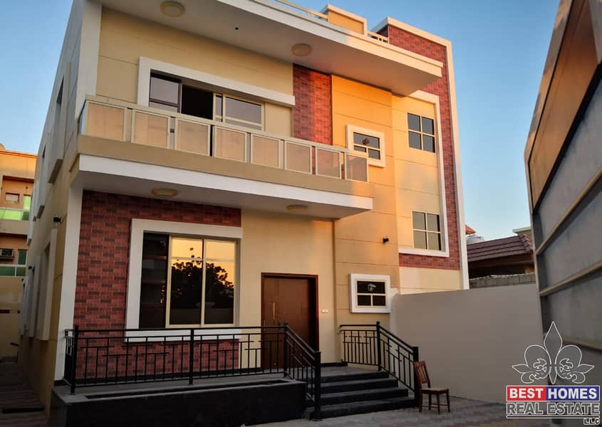 Brand New I Portion Villa for Rent I With Separate Entrance