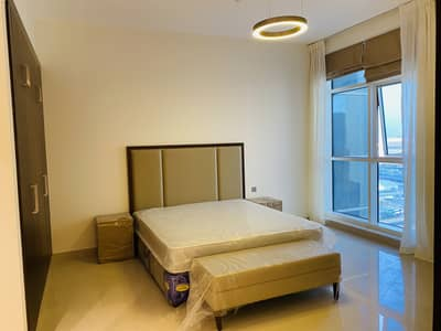 2 Bedroom Apartment for Rent in Bur Dubai, Dubai - 45 days free brand new fully furnished 2bhk front of jaddaf metro rent 70k