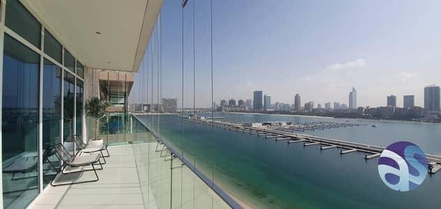 3 Bedroom Apartment for Sale in Dubai Harbour, Dubai - Beachfront |  Beach View | 25-75 Payment Plan