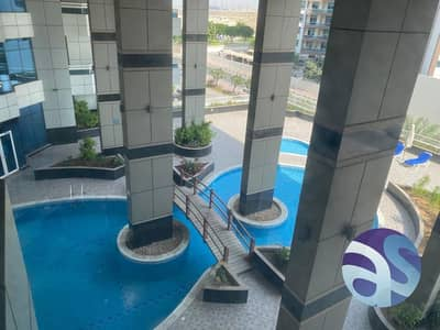 1 Bedroom Flat for Rent in Dubai Silicon Oasis, Dubai - Unfurnished | 1BHK Apartment for rent | Tower A | Axis 2
