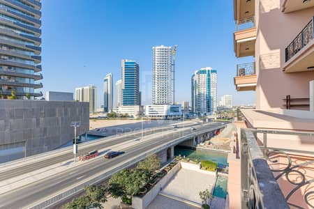 1 Bedroom Flat for Rent in Dubai Sports City, Dubai - Furnished | Prime Location | Canal Views