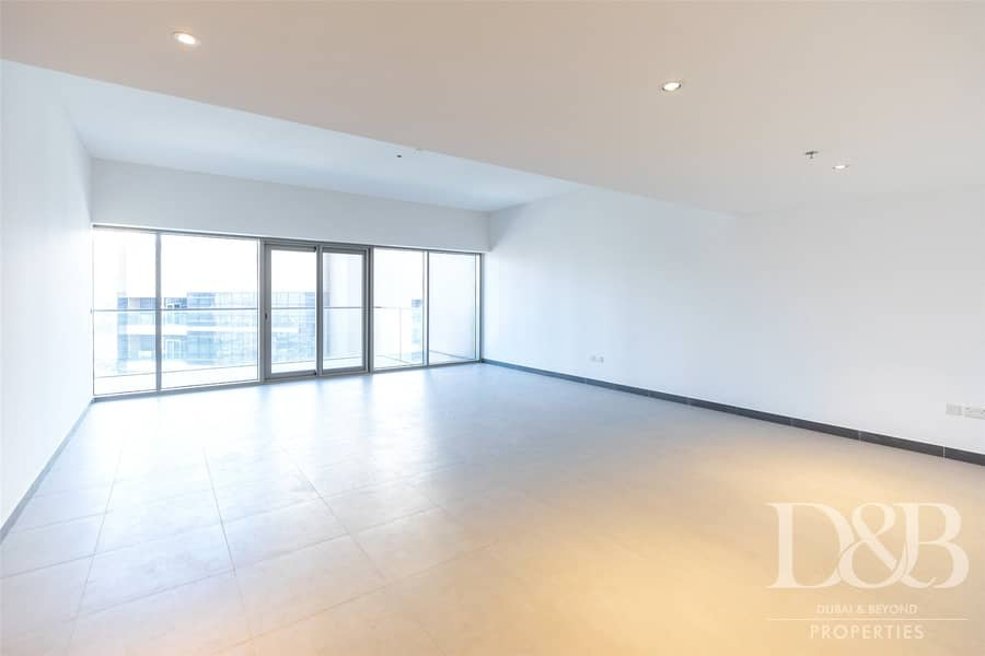 3BR   Panoramic View   Vacant