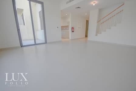 فیلا 3 غرف نوم للايجار في دبي هيلز استيت، دبي - Single Row | Available Now | Well Maintained