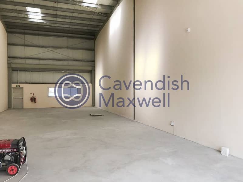 2 Standalone Warehouse | 116kW | Prominent Location