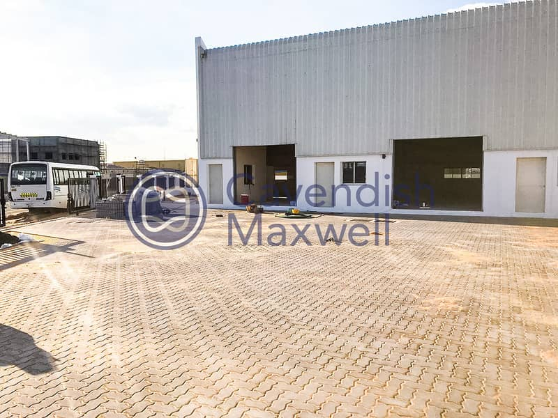 10 Standalone Warehouse | 116kW | Prominent Location
