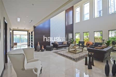 فیلا 5 غرف نوم للبيع في عقارات جميرا للجولف، دبي - Mediterranean Exterior | Modern Interior