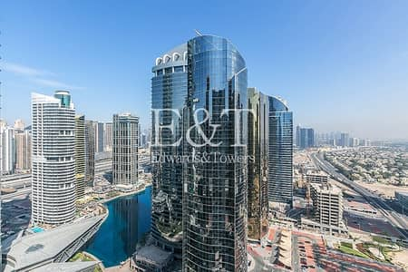 فلیٹ 1 غرفة نوم للبيع في أبراج بحيرات الجميرا، دبي - Vacant   Cash Seller   Lake Facing from Top Floor