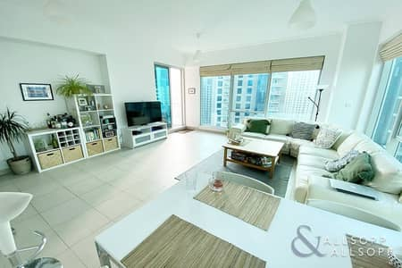1 Bedroom Flat for Sale in Dubai Marina, Dubai - Exclusive Unit | Marina View | 891 Sq. Ft.
