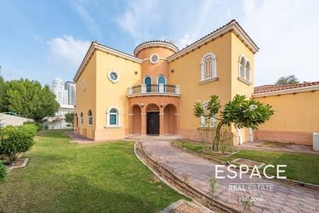 5 Bedroom Villa for Sale in Jumeirah Park, Dubai - Single Row |Vastu Compliant |Well Priced