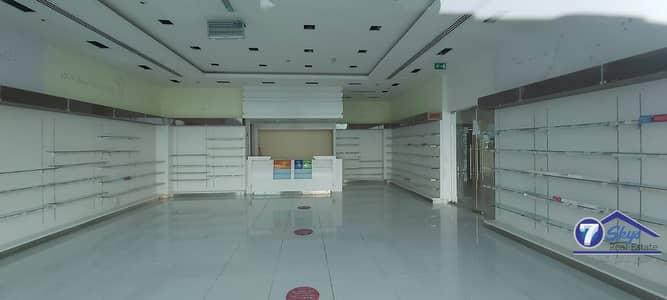 محل تجاري  للايجار في واحة دبي للسيليكون، دبي - Prime Location - Basic Fitted Shop in DSO