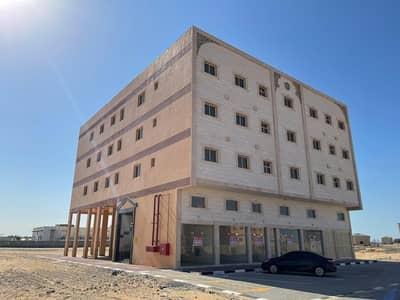 i have 2 bedroo hall new building 1 monthfree in al jurf ajman