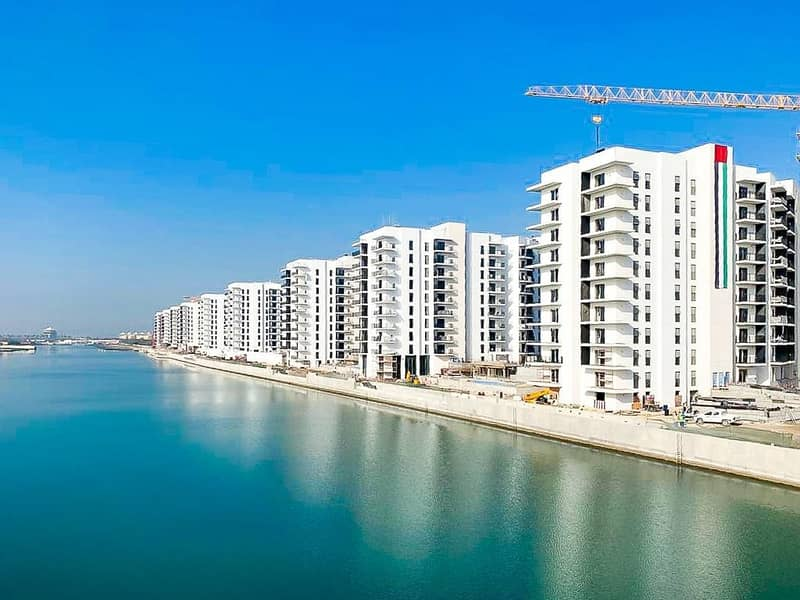 12 Premium Waterfront 3+Maid w/ Easy Payment plans!