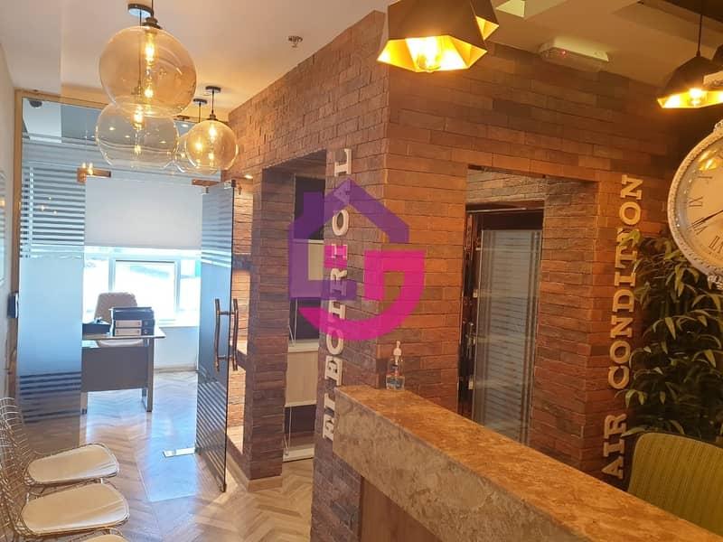 Elegant Furnished & Finished| Full Mezzanine Floor