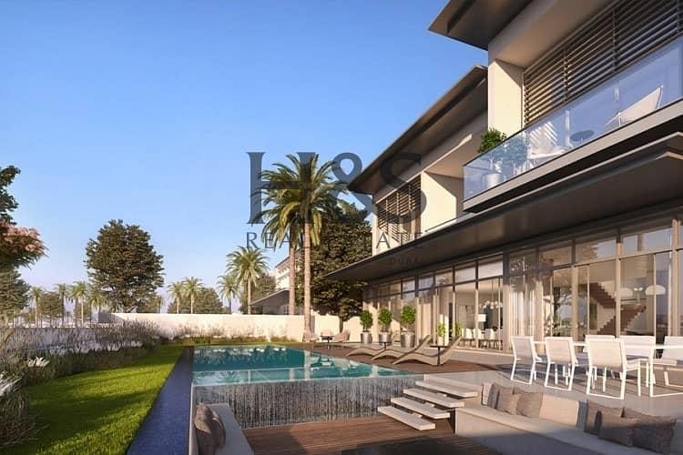Resale I Single Row Villa I 3 Yrs Post Payment Plan