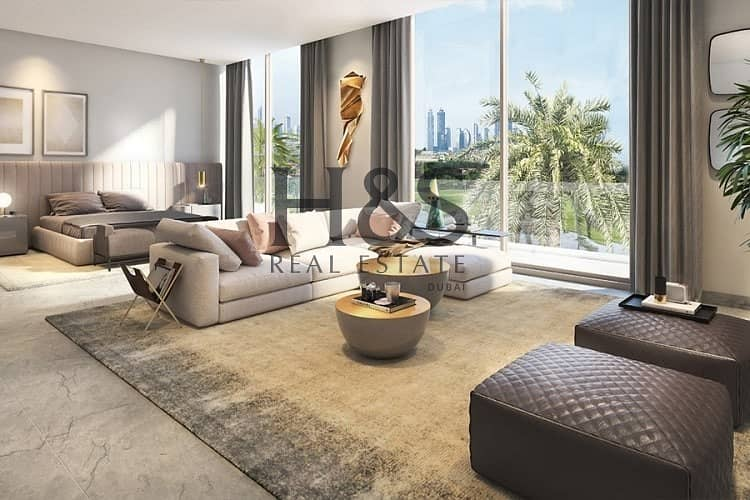 2 Resale I Single Row Villa I 3 Yrs Post Payment Plan