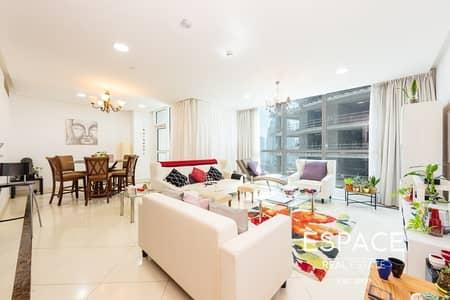شقة 2 غرفة نوم للبيع في دبي مارينا، دبي - 2 Bedroom | Partial Sea View | Maid Room