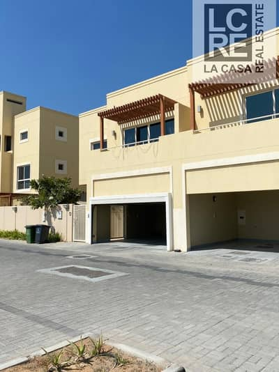 تاون هاوس 3 غرف نوم للايجار في حدائق الراحة، أبوظبي - Unique Location I Well Secured Community I 3br TH