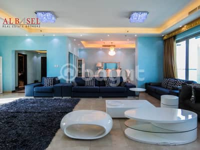 5 Bedroom Penthouse for Sale in Business Bay, Dubai - Fully Furnished| 5 BR Penthouse| Available For Sale!