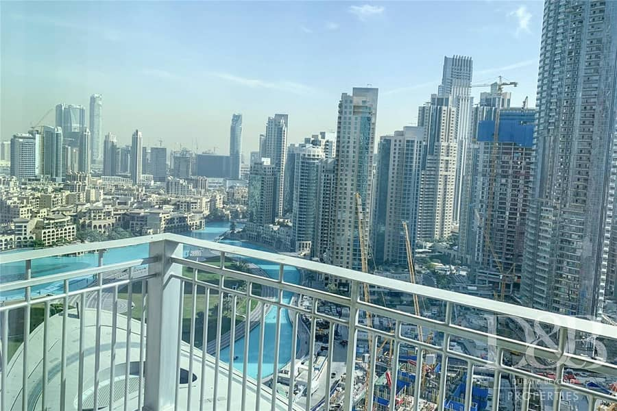 Burj Views | One of a kind | Large Terrace