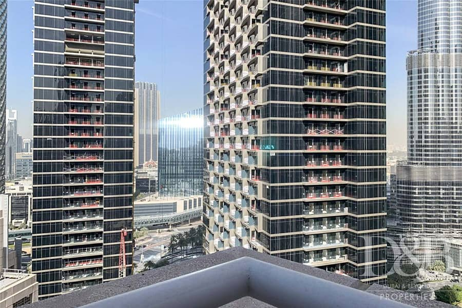 10 Burj Views | One of a kind | Large Terrace