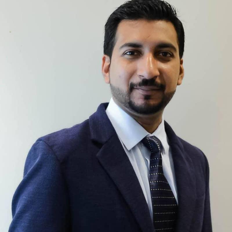 Salman Pasha