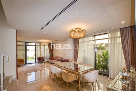 4 Bedroom Villa for Sale in DAMAC Hills (Akoya by DAMAC), Dubai - Exclusive | Upgraded | Vastu | 4BR + Maids