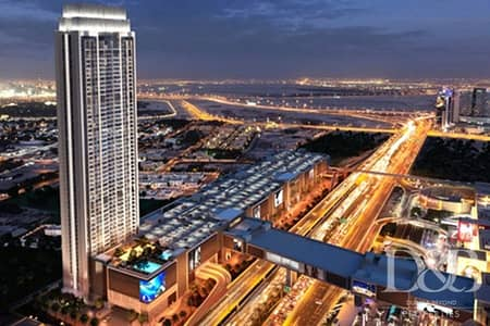 4 Bedroom Apartment for Sale in Downtown Dubai, Dubai - Last Large Layout Unit | Soon To Be Ready