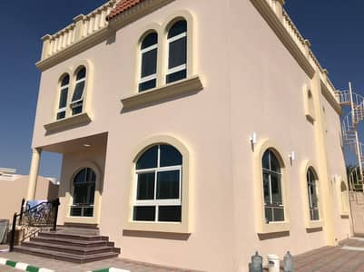 5 Bedroom Villa for Rent in Shab Al Ashkar, Al Ain - Brand New Duplex Specious Villa in Shab al Ashgar
