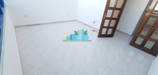 1 Bedroom Flat for Rent in Defence Street, Abu Dhabi - Spotless 1 BHK with good Size| 4 payments | Amzing location