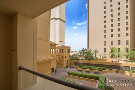 1 Bedroom Flat for Sale in Jumeirah Beach Residence (JBR), Dubai - Vacant on Transfer | 1 Bed | Storage Room